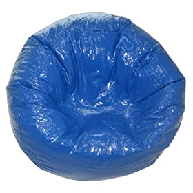Comfort Research 88 Beanbag, Royal Blue Vinyl