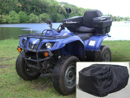 Deluxe ATV Covers (XXL). Fits Utility ATV up to 100