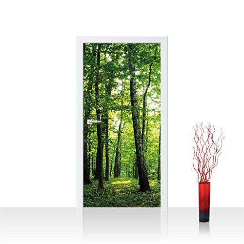 t rtapete selbstklebend 91x211 cm premium plus t r fototapete t rposter t rpanel foto tapete. Black Bedroom Furniture Sets. Home Design Ideas