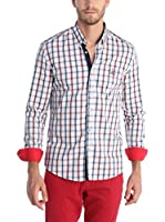 SIR RAYMOND TAILOR Camisa Hombre (Multicolor)