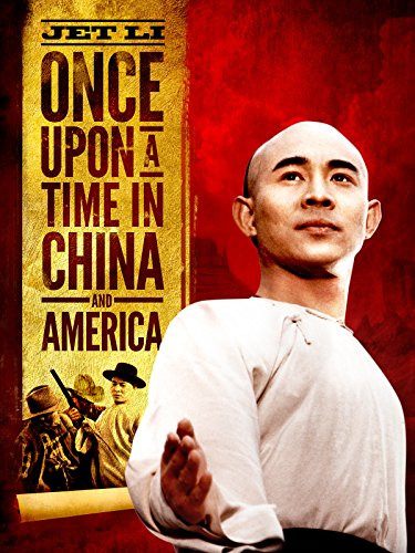 amazoncom once upon a time in china and america jet li