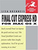 Final Cut Express HD for Mac OS X