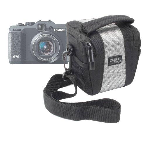 Housses pour appareils housse tui noir de protection for Housse appareil photo canon
