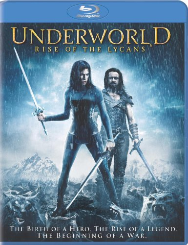 Cover art for  Underworld: Rise of the Lycans [Blu-ray]