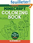 Minecraft Coloring Book: The Big Book...