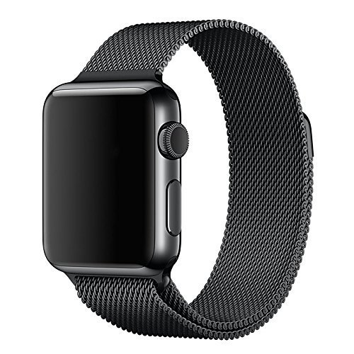 Caloics-Stainless-Steel-Milanese-Magnetic-Closure-Bracelet-Ultra-lightweight-Metal-Smart-Watch-Band-for-iwatch-Sport-Edition