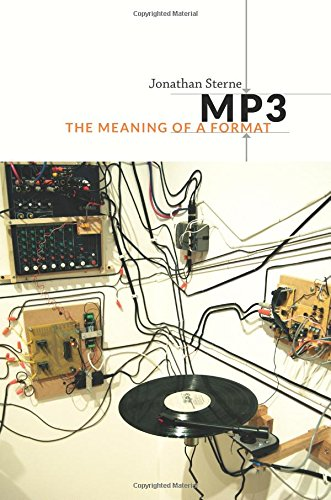 MP3: The Meaning of a Format (Sign, Storage, Transmission)