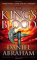 The King's Blood (The Dagger and the Coin)