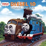 Diesel-10-Means-Trouble-Turtleback-School--Library-Binding-Edition-Thomas-and-the-Magic-Railroad