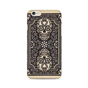 Mobicture Skull Art Premium Printed Case For Apple iPhone 6 Plus/6s Plus