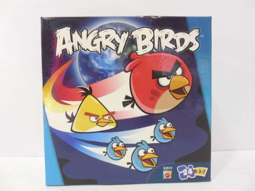 Angry Birds Birds in Space 24 Piece Puzzle - 1