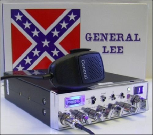 Redman Cb Custom Tuned General Lee 10 meter Radio