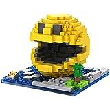 Grand Line Pixel Set LOZ Diamond Blocks Nanoblock Pac-Man Educational Toy 380pcs