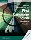 Cambridge IGCSE First Language English Workbook (Cambridge International Examinations)