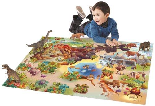 Dinosaurios - Juego de suelo (11237-E2)