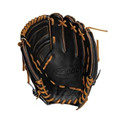 Wilson A2000 B212 Baseball Glove Pitcher 12 inch by Wilson