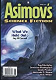 img - for Asimov's Science Fiction, June 2016 book / textbook / text book