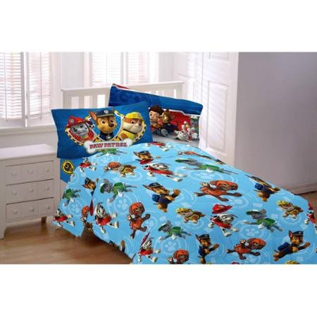 Paw Patrol Bed Sheets