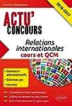 Relations Internationales Cours et QC...