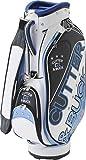 カッター&バック ゴルフグッズ ゴルフ キャディバッグ メンズ CQM1096 (N921)ホワイト FREE