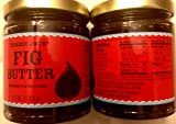 Pack of 2 Trader Joes Fig Butter - 11oz., / 312g. - No Artificial Colors, Flavors or Preservatives.