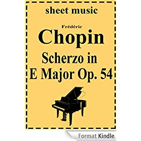 Scherzo No. 4 in E major, Op. 54 (English Edition)