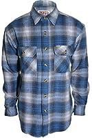 Sports Afield Mens Buffalo Flannel Shirt