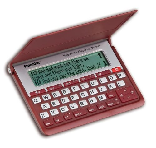 Bookman Electronic Bible-Kjv