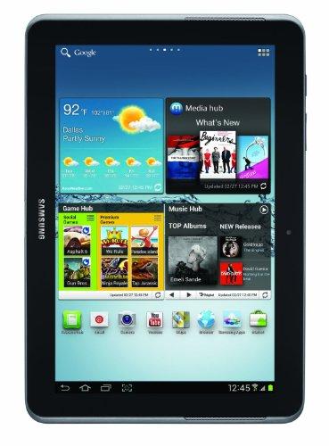Samsung Galaxy Tab 2 10.1-Inch (16GB, Wi-Fi) - Titanium Silver (Certified Refurbished)