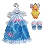 My First Disney Princess Cinderella's Royal Sleepwear Toddler Doll Outfit Fits 15 Doll