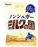 春日井製菓 ノンシュガーミルクの国 80g×12袋