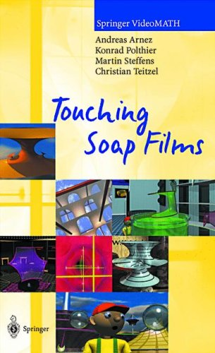 Touching Soap Films [VHS]