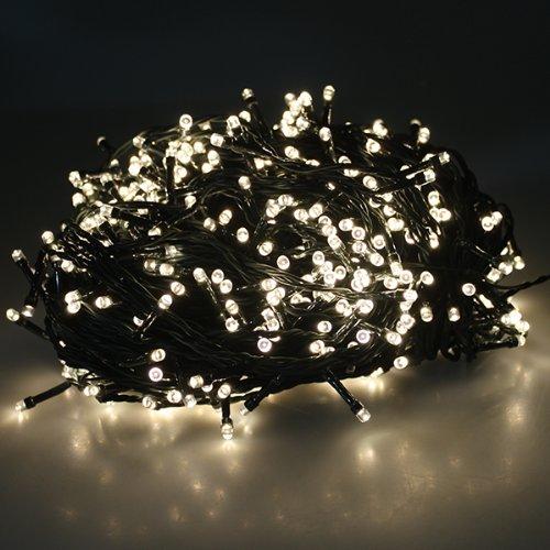 Agptek® 30M 100Ft 300 Led Solar Power String Fairy Light For Outdoor Xmas Christimas Party Wedding Garden Decor - Warm White