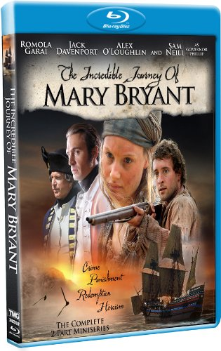 The Incredible Journey of Mary Bryant: The Complete 2 Part Miniseries [Blu-ray]