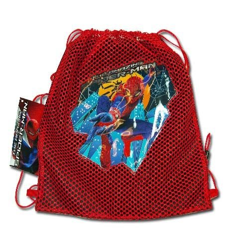 (3 Count) Spider-Man Sling Party Favor Goodie Bag - Favors - ALL QUANTITIES AVAILABLE! - 1