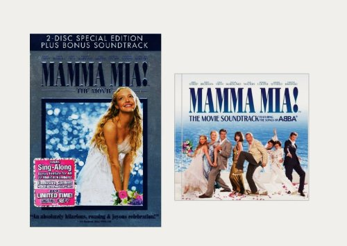 Mamma Mia! The Movie (Ultimate 2-Disc Edition with Bonus Soundtrack and Digital Copy)