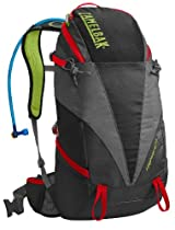 Camelbak Products Highwire 25 Hydration Backpack, Pirate Black/Gunmetal, 100-Ounce