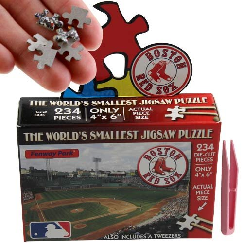 MLB Boston Red Sox World's Smallest Puzzle - 1