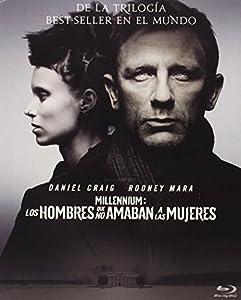 Millenium: Los Hombres Que No Amaban A Las Mujeres [Blu-ray]
