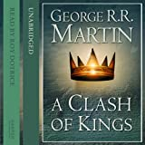A Clash of Kings (Part One): Book 2 of A Song of Ice and Fire (audio edition)