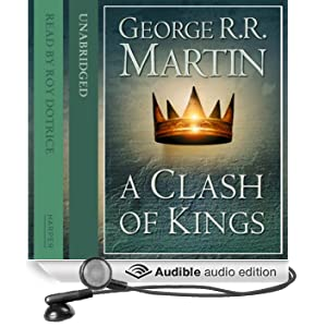 A Clash of Kings (Part Two): Book 2 of A Song of Ice and Fire (Unabridged)