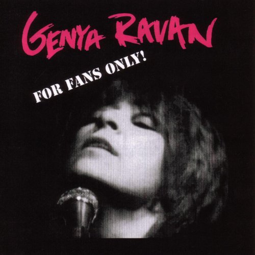 Original album cover of For Fans Only by Genya Ravan