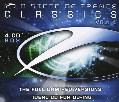VA-A State Of Trance Classics Vol. 4 The Full Unmixed Versions-4CD-2009-COS INT Download