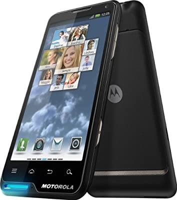Motorola MOTOLUXE XT615 Unlocked GSM Phone with Touchscreen, Android 2.3 OS, 8MP