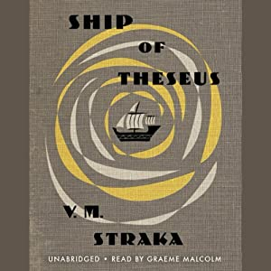 Ship of Theseus Audiobook