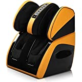 EASY DEAL INDIA C-30 Classic Plus Foot And Calf Massagers With Sole Rollers - Yellow