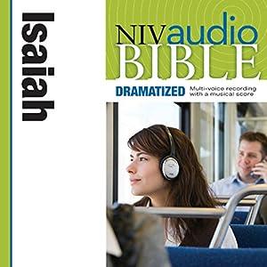 NIV Audio Bible: Isaiah (Dramatized) Audiobook