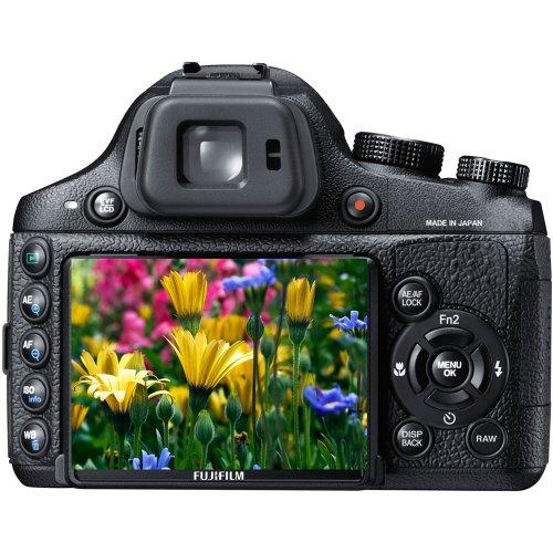 Fujifilm x s1 digital camera with 26x manual zoom webcam