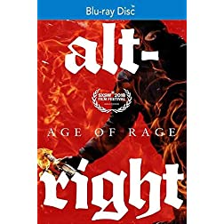 Alt-Right: Age of Rage [Blu-ray]