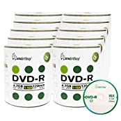 Smart Buy 1000 Pack DVD-R 4.7gb 16x Logo Blank Data Video Movie Recordable Disc 1000 Disc 1000 Pk